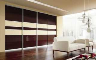 Шкаф купе в гостиную; фото разновидностей дизайна