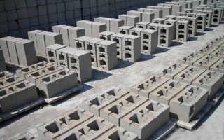 Пескобетонные блоки: характеристика материала, основные этапы его производства и применение