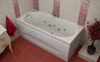 Сборка и установка акриловой ванны своими руками