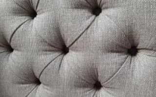 Какой бывает обивка мягкой мебели