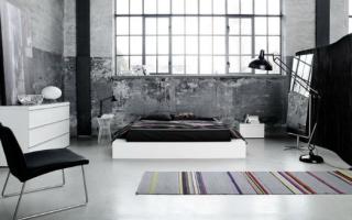 25 спален в стиле минимализма