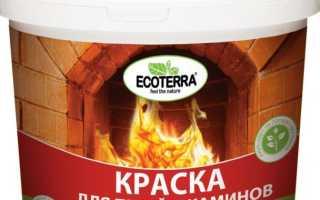 Чем и как можно покрасить кирпичную печь в доме