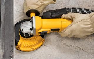 Шлифовка бетона своими руками: особенности, инструмент, технология
