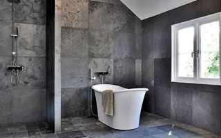 Применение штукатурки для ванной комнаты: выбираем состав и проводим отделку стен