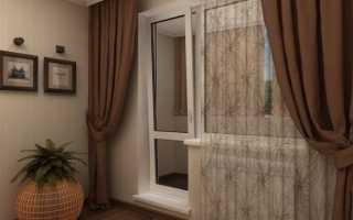 Как починить пластиковую балконную дверь