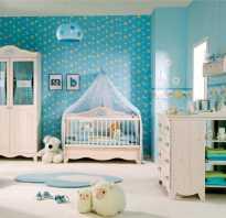 Чем красят детскую мебель