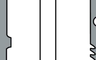 Какие пилки для электролобзика бывают, маркировка