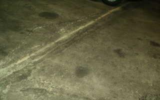 Как покрасить бетонный пол так, чтобы краска держалась долго