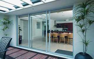 Как правильно выбрать алюминиевые входные двери