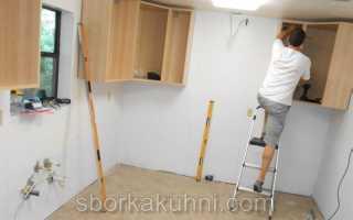 Где заказать разборку кухонной мебели в Москве при переезде