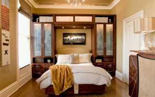 Оформление спальни; 100 фото необычных идей в интерьере