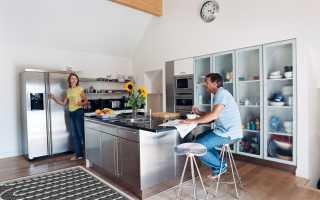Как уложить тёплый пол на кухне