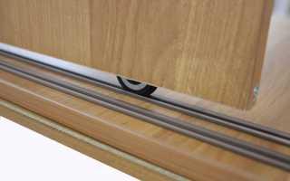 Ролики для шкафов-купе: системы для раздвижных дверей