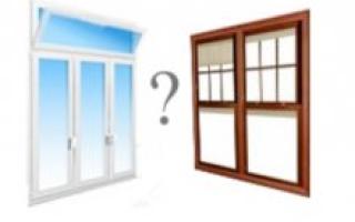 Выбор окон в баню; деревянные или пластиковые? Что лучше и почему