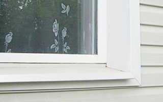 Установка пластиковых окон в каркасном доме