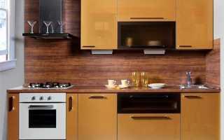 Как установить фартук из МДФ на кухне – советы специалиста